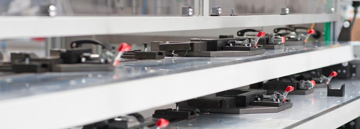 Sondermaschinen – Automation