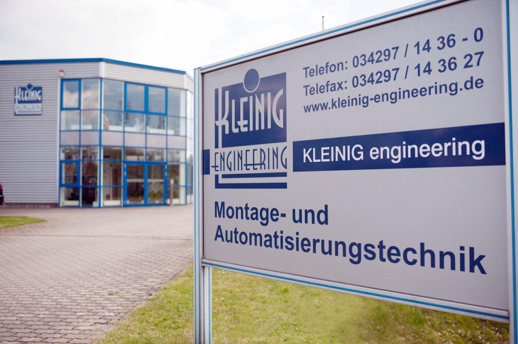 KLEINIG engineering Leipzig - Sachsen