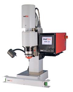 Radial Nietmaschine RN 281 mit HPP-25