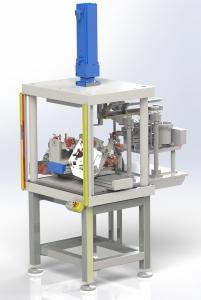Automatisierte Montageanlage